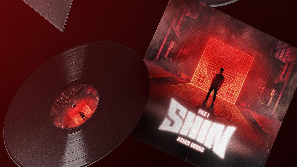 SHIN - Asian Doors EP