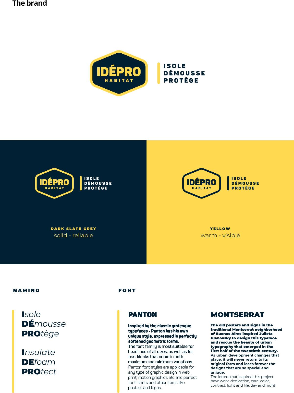 idepro-thebrand